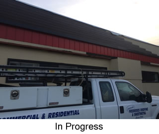 Commercial Roofing Contractor - Louisville, KY